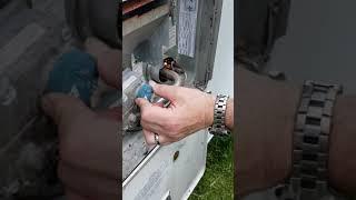 TT Rental Pull-behind Camper Instructional Video 4: Water Heater