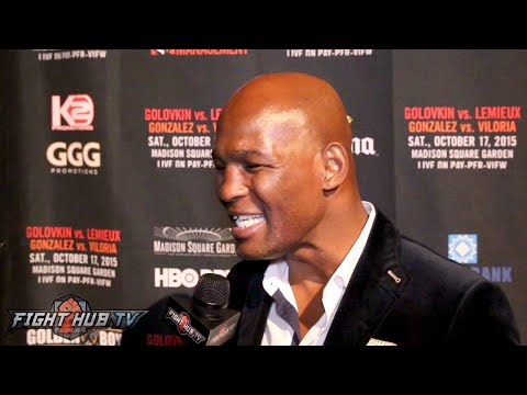 Bernard Hopkins Dissects & Breaks Down Golovkin's Style- I Would Of Disabled Him! Its Mental!
