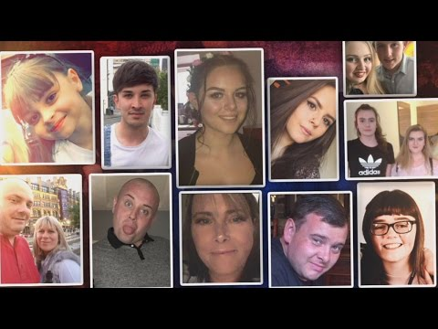 Thumbnail: These Are the Victims of the Manchester Terror Attack