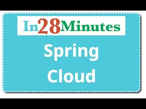 Introduction to Spring Cloud in 10 Minutes