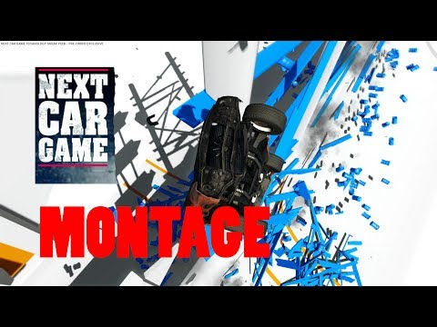Next Car Game Technology Montage -- Just A Gamer