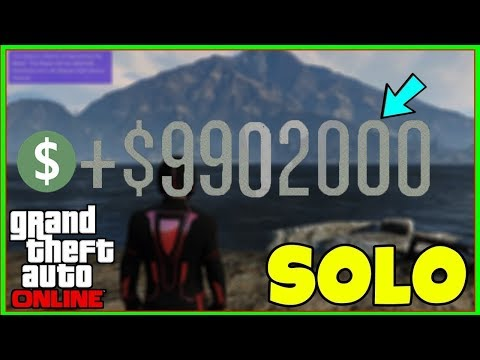 GTA 5 SOLO Money Glitch - BROKE TO RICH IN 2 SIMPLE STEP! (No REQUIREMENTS) Beginners Money Guide!