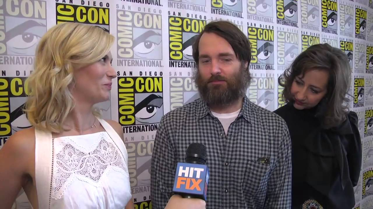 Download 'The Last Man on Earth' star Will Forte claims January Jones & Kristen Schaal fall for his beard