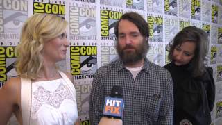 'The Last Man on Earth' star Will Forte claims January Jones & Kristen Schaal fall for his beard