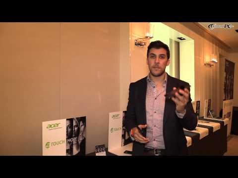 computex 2014: Acer Liquid E600 & E700 Smartphones English Presentation