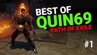 BEST OF Quin69 x Path of Exile - Part 1