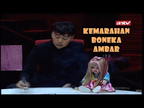 Kemarahan Boneka Ambar! | Menembus Mata Batin (Gang Of Ghosts) | ANTV Eps 144 23 Januari 2019
