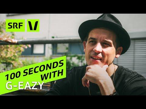 G-Eazy: 100 Seconds with Gerald Earl Gillum