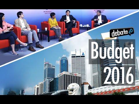 [debateIQ 19] Budget 2016