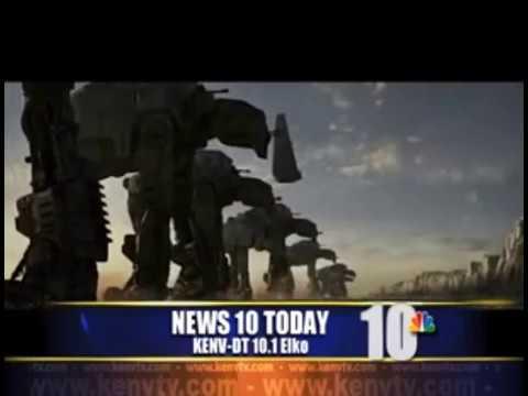 KENV News 10 Today open (12-22-17)