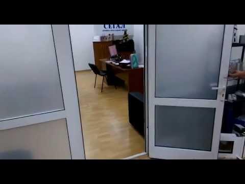 Петля доводчик КМ для Алюминиевых дверей