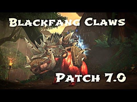 WoW Guide - Bristling Hellboar / Savage Cub - Blackfang Claw Farming Update