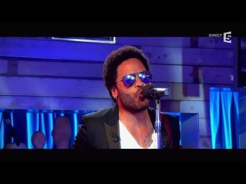 "Lenny Kravitz ""The Chamber"" - C à vous - 30/09/2014"
