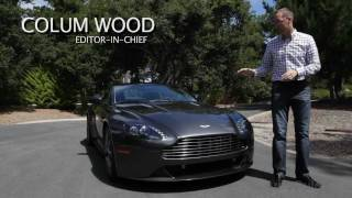 2012 Aston Martin Vantage S Review