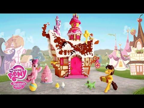 My Little Pony Danmark - 'Sugar Cube Corner' Officiel T.V. Spot