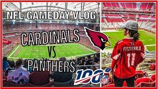 """UNACCEPTABLE"" Cardinals vs Panthers Gameday Vlog"