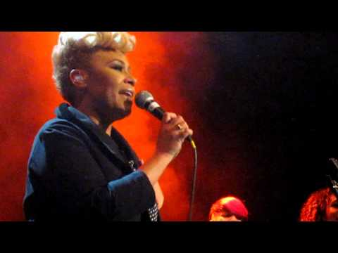 Emeli Sandé - Tiger (live in Cologne 2012) NEW SONG HD