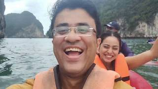 Phi Phi Islands or James Bond Island Tour - Which is Better - in Hindi