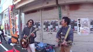 SanQ Band Kaze no Tabibito ( เพื่อนร่วมทาง / Friendship) 1st in Nishizin chuo syotengai Fukuoka