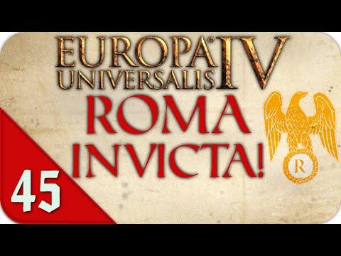 Europa Universalis IV: Roma Invicta! #45 [Custom Nation Deutsch HD]