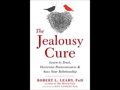Dr. Leahy speaking about The Jealousy Cure on Provocative Enlightenment with Eldon Taylor