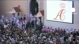 Монако: свадьба продолжается