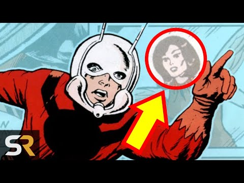 The Ant-Man Storylines Marvel And Disney Want You To Forget About