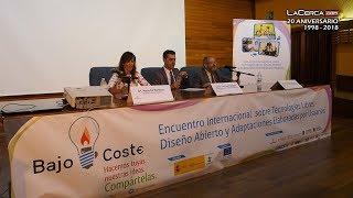 Francisco Tierraseca inaugura las Jornadas de bajo coste en el CRMF Albacete