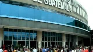 Guatemala - La ciudad mas moderna de centroamerica