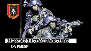 Documentário Militar - Comandos E Operações Especiais Da PMESP