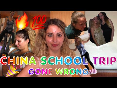 INTERNATIONAL SCHOOL TRIP (CHINA) (part 2)