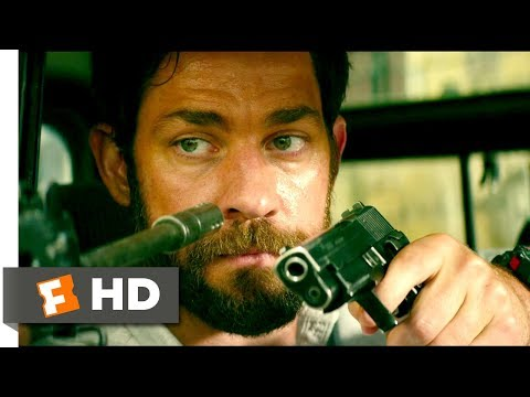 13 Hours: The Secret Soldiers of Benghazi (2016) - Welcome to Benghazi Scene (1/10) | Movieclips
