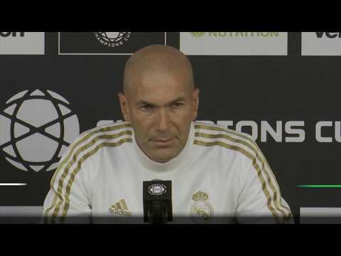 La mise au point de Zidane sur Bale : ''Je n'ai manqué de respect à personne''