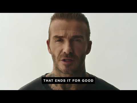 #MalariaMustDie! David Beckham Leads The Fight