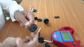 معلومات عن مفاتيح السيارات المشفره ( الجزء الثاني ).