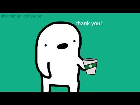 I SAID THANK YOU!!