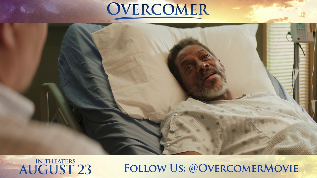 'Overcomer': live-action drama, humor & inspiration