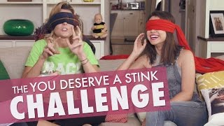 YOU DESERVE A STINK w/ INGRID NILSEN // Grace Helbig