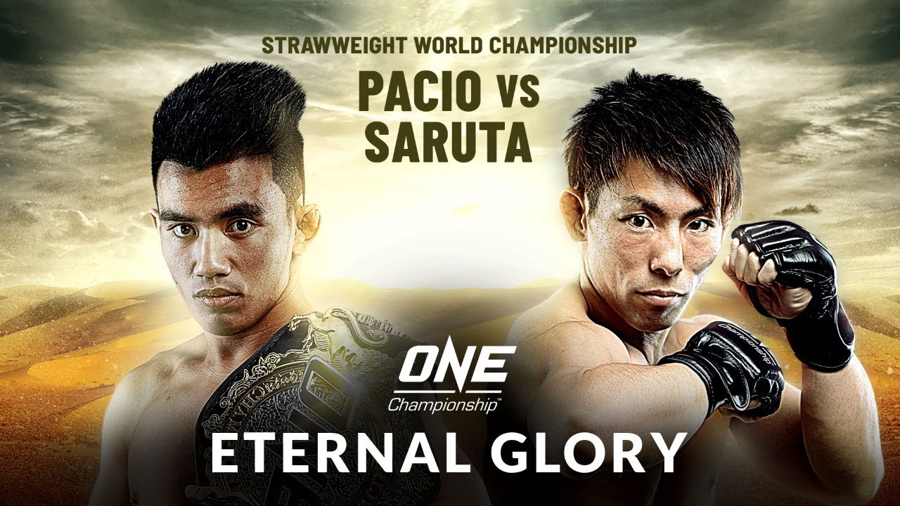 ONE Championship: ETERNAL GLORY | ONE@Home Event Replay