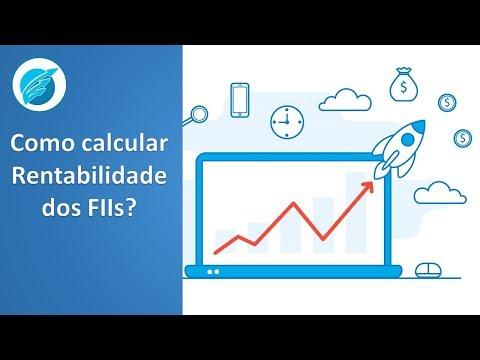 Como calcular a Rentabilidade de um Fundo Imobiliário (FII)