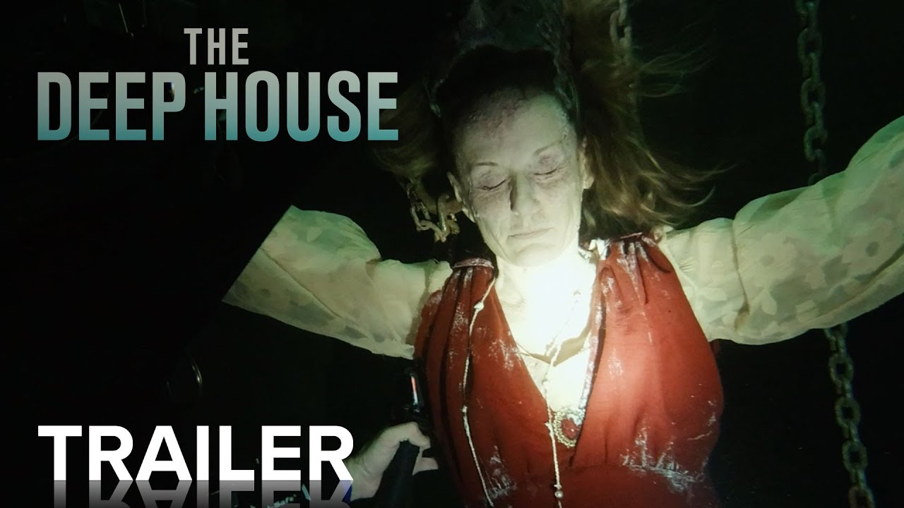 THE DEEP HOUSE | Official Trailer | Paramount Movies