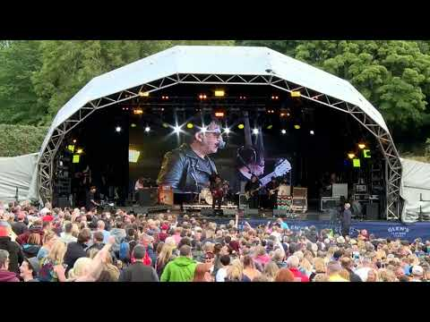 Lightning Seeds at Party At The Palace 2017