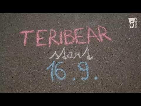 Hýbejte se s TERIBEARem 2021 | STŘÍDA SPORT podporuje nadaci Terezy Maxové