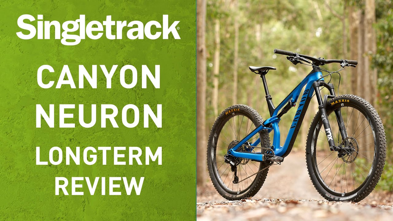 2019 CANYON NEURON CF REVIEW | A Longterm Test Of Canyon's New Carbon Trail  Bike