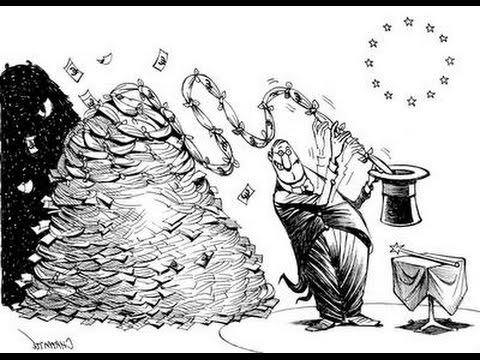 Как работает банковская система обмана.