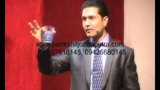"""Happy Life Workshop"" Anger Management & Stress Management technique by Parikshit Jobanputra.wmv.wmv"