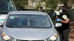 Stadt in Mexiko ermöglicht Drive-Through-Beerdigungen
