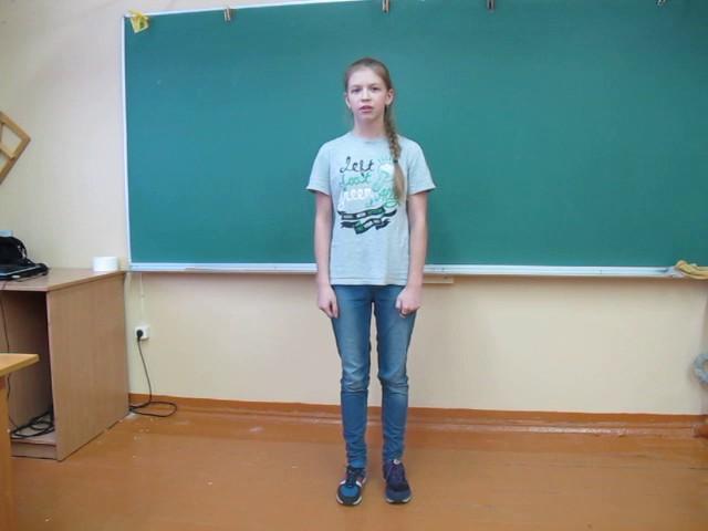Изображение предпросмотра прочтения – ИринаСмирнова читает произведение «Кинжал» М.Ю.Лермонтова