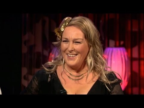 Throw you around the room - Katherine Lynch on Saturday Night Show