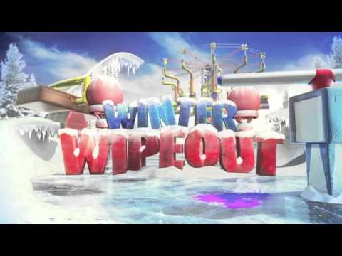 Winter Wipeout!! Best moments Edit by Martje part 2.